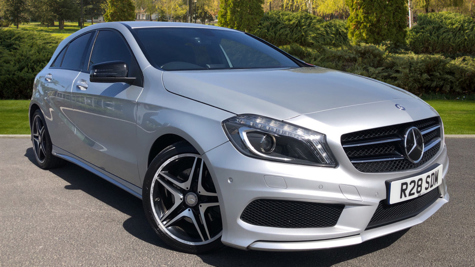 Mercedes-Benz A-Class A220 CDI BlueEFFICIENCY AMG Sport 2.1 Diesel Automatic 5 door Hatchback (2013)