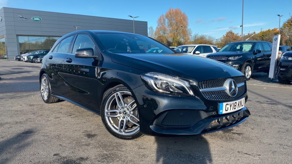Mercedes-Benz A-Class A200d AMG Line Premium 2.1 Diesel Automatic 5 door Hatchback (2018)