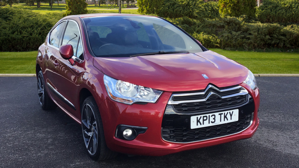 Citroen DS4 2.0 HDi DSport 5dr Diesel Hatchback (2013)
