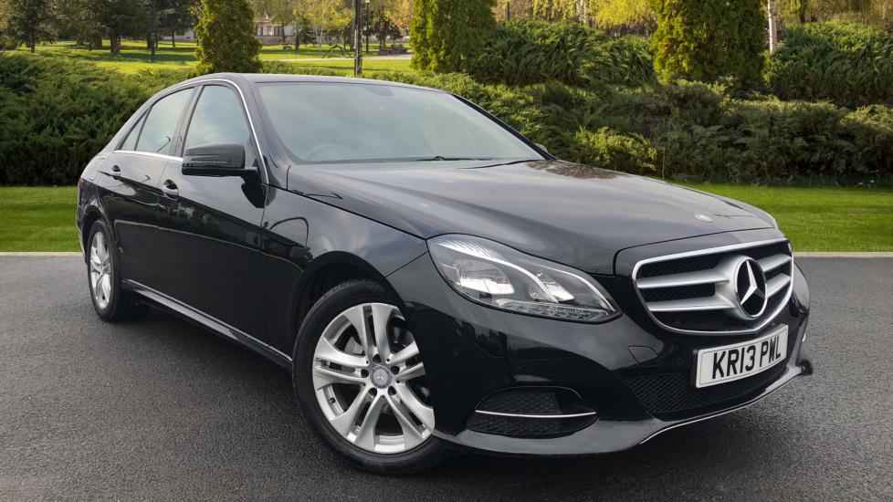 Mercedes-Benz E-Class E220 CDI SE 7G-Tronic 2.1 Diesel Automatic 4 door Saloon (2013)