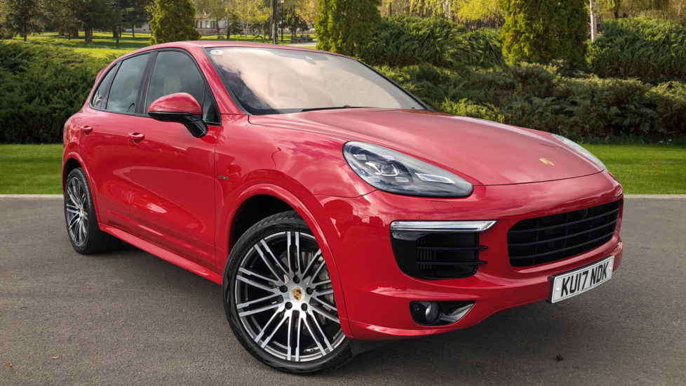 Porsche Cayenne S Diesel 5dr Tiptronic S 4.1 Diesel Automatic Estate (2017) available from Bentley Chelmsford thumbnail image