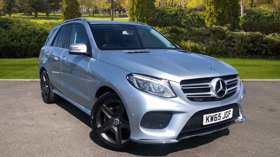 Mercedes-Benz GLE-Class GLE 350d 4Matic AMG Line 5dr 9G-Tronic 3.0 Diesel Automatic Estate (2015)