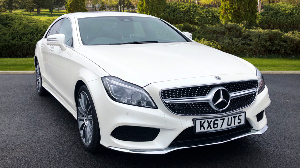 Mercedes-Benz CLS-Class CLS 220d AMG Line Premium Plus 4dr 7G-Tronic 2 1  Diesel Automatic Saloon (2017) available from Bolton Motor Park Abarth,  Fiat