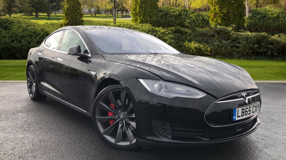 Tesla Model S P85D  Electric Automatic 4 door Saloon (2015)
