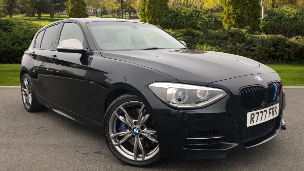 BMW 1 Series M135i M Performance Step 3.0 Automatic 5 door Hatchback (2014)