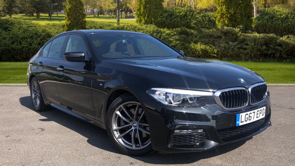 BMW 5 Series 520d M Sport 2.0 Diesel Automatic 4 door Saloon (2017)