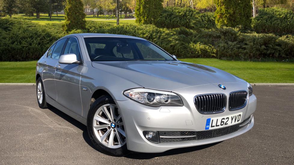 BMW 5 Series 520d EfficientDynamics 4dr 2.0 Diesel Saloon (2012) image