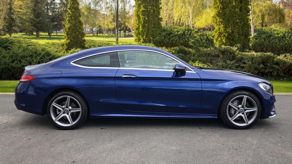 Mercedes-Benz C-Class C200 AMG Line Premium 2dr 9G-Tronic image 5