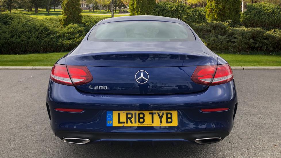 Mercedes-Benz C-Class C200 AMG Line Premium 2dr 9G-Tronic image 6