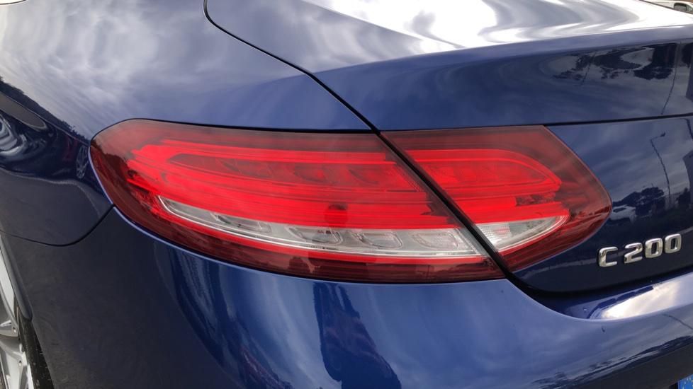 Mercedes-Benz C-Class C200 AMG Line Premium 2dr 9G-Tronic image 10