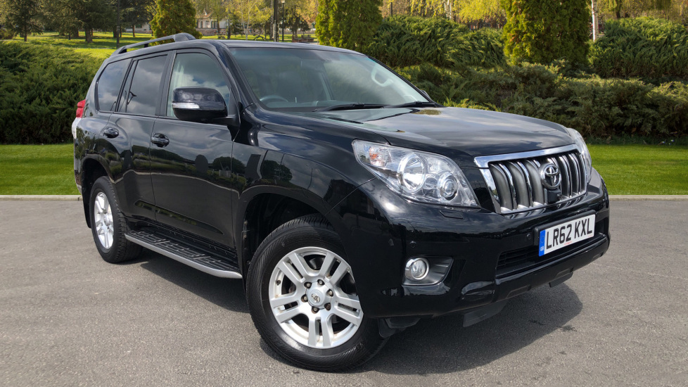 Toyota Land Cruiser 3.0 D-4D LC5 5dr [190] Diesel Automatic 4x4 (2012) available from Bolton Motor Park Abarth, Fiat and Mazda thumbnail image