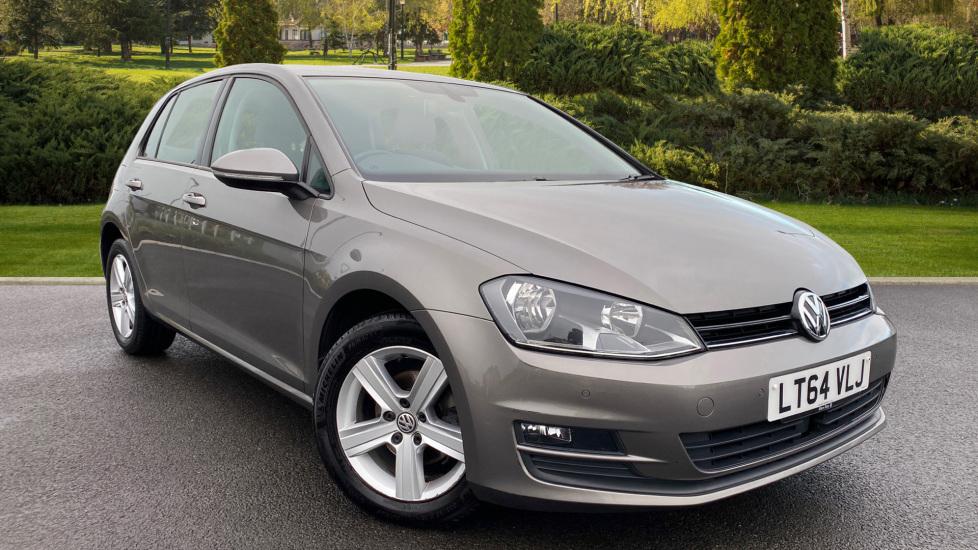 Volkswagen Golf 1.6 TDI 105 Match DSG Diesel Automatic 5 door Hatchback (2014)