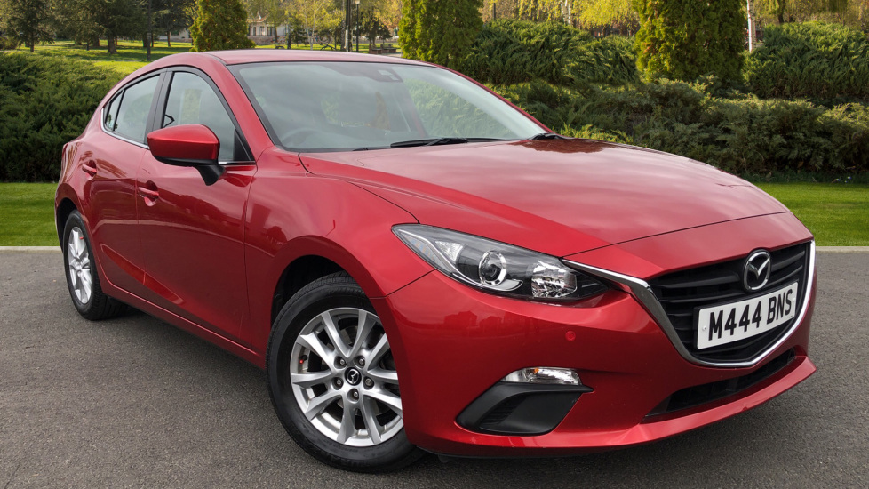 Mazda 3 2.0 SE Nav Automatic 5 door Hatchback (2015) image