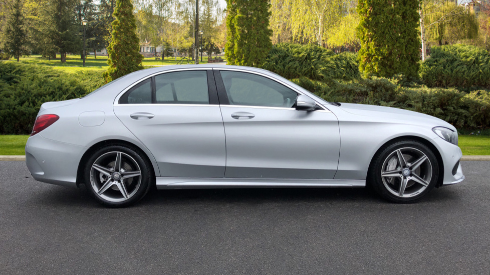 Mercedes-Benz C-Class C250 BlueTEC AMG Line 2 1 Diesel Automatic 4 door  Saloon (2015) available from Ford Thanet
