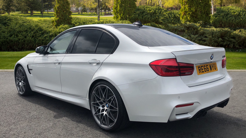BMW M3 Competition Package DCT image 2
