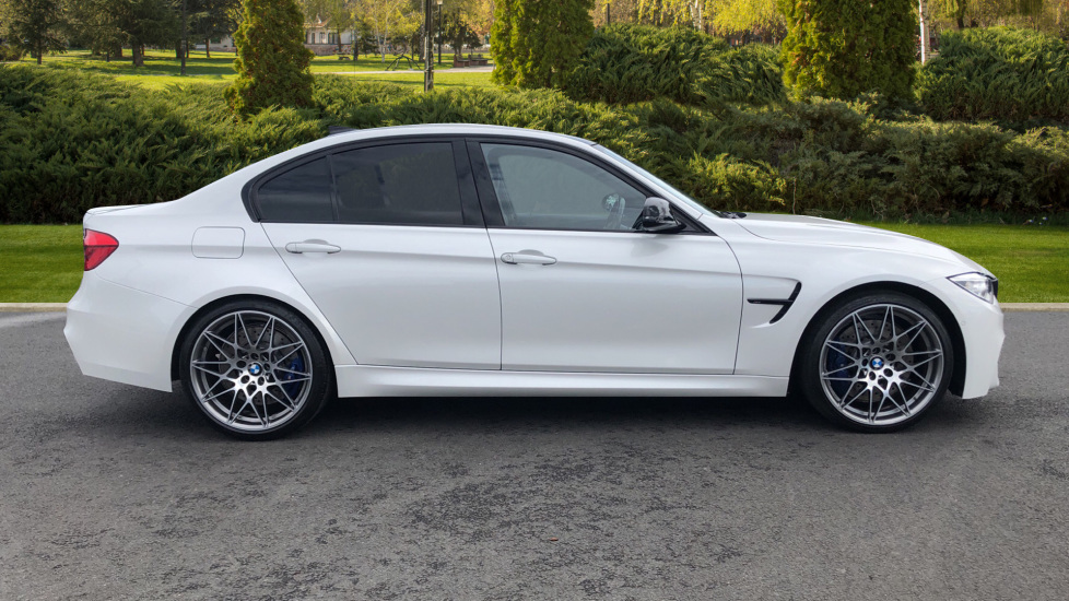 BMW M3 Competition Package DCT image 5
