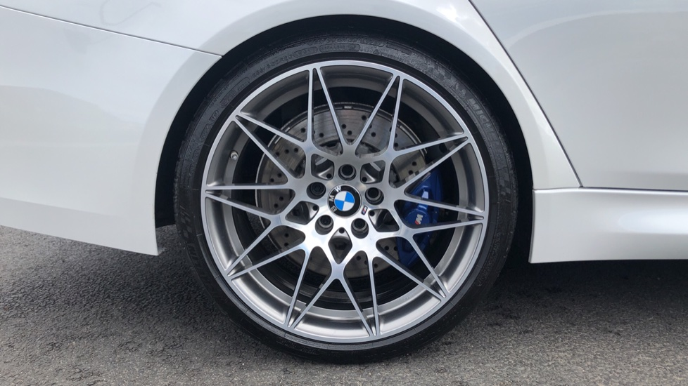 BMW M3 Competition Package DCT image 8