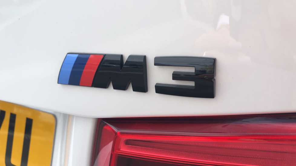 BMW M3 Competition Package DCT image 14