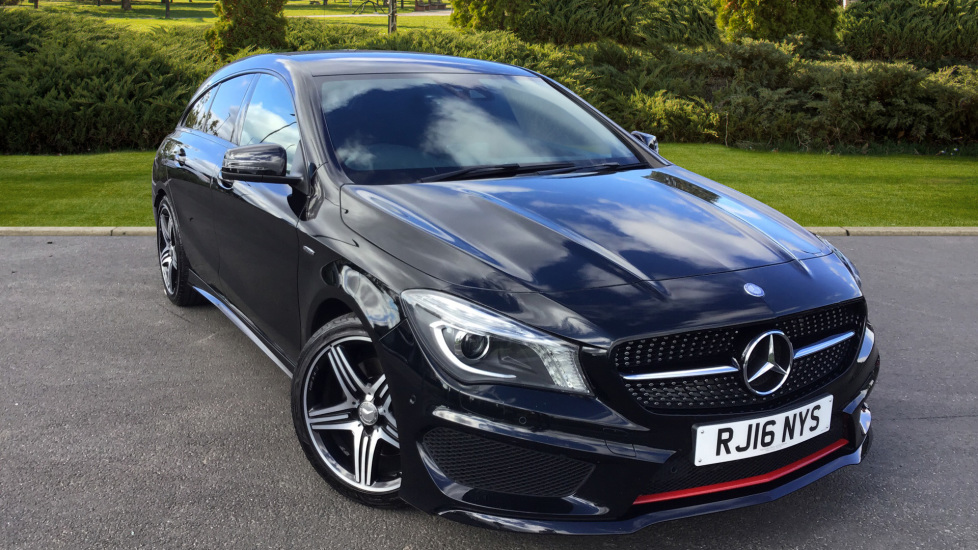 Mercedes-Benz CLA-Class CLA 250 Engineered by AMG 4Matic 5dr Tip 2.0 Automatic Estate (2016)