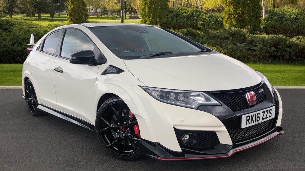 Honda Civic 2.0 i-VTEC Type R GT 5dr Hatchback (2016)