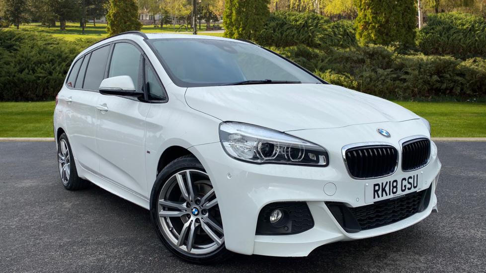 BMW 2 Series Gran Tourer 218i M Sport 5dr Step 1.5 Automatic Estate (2018)