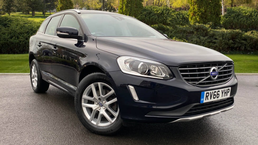 Volvo XC60 D4 [190] SE Lux Nav 5dr Geartronic 2.0 Diesel Automatic Estate (2016) image