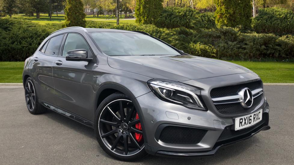Mercedes-Benz GLA-Class GLA 45 [381] 4Matic 5dr [Premium] 2.0 Automatic Hatchback (2016)