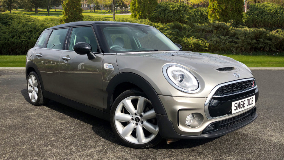Mini Clubman 20 Cooper S D 6dr Diesel Automatic Estate 2016