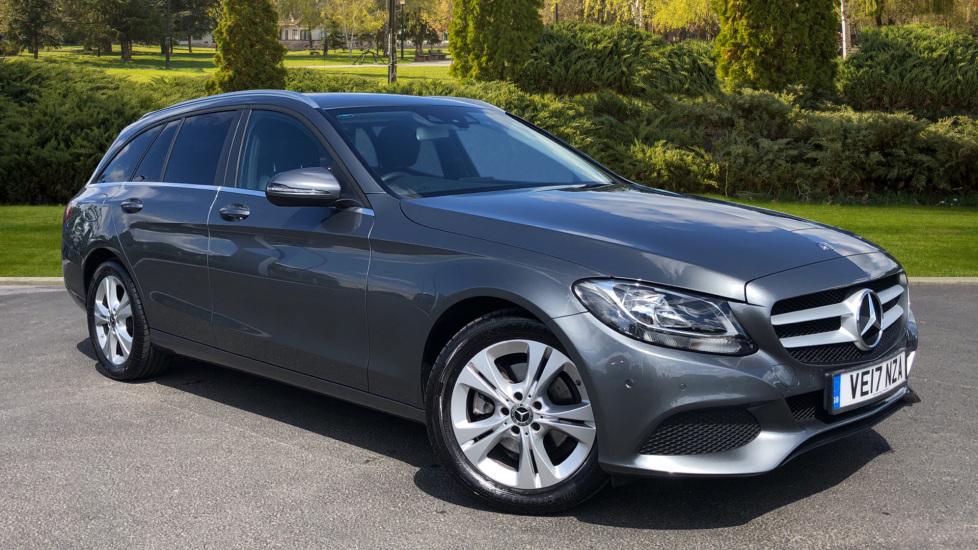 Mercedes-Benz C-Class Estate C200 SE Executive Edition 5dr 9G-Tronic 2.0 Automatic Estate (2017)
