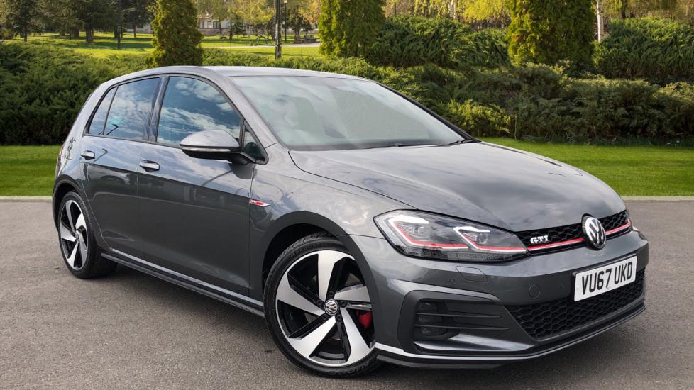 Volkswagen Golf 2.0 TSI GTI 5dr Hatchback (2017) image