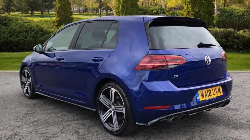 Volkswagen Golf 2.0 TSI 310 R 4MOTION DSG image 2