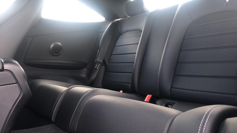 Mercedes-Benz C-Class C200 AMG Line Premium 2dr 9G-Tronic image 4