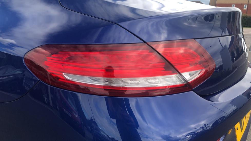 Mercedes-Benz C-Class C200 AMG Line Premium 2dr 9G-Tronic image 12