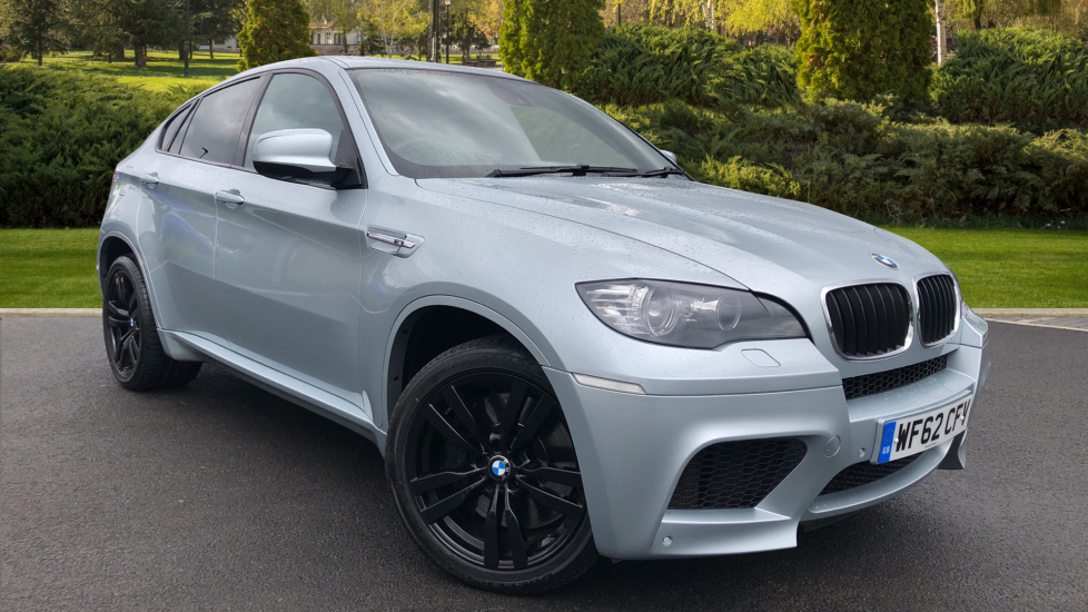 BMW X6 xDrive X6 M with Enhanced Bluetooth, Panoramic Roof, Rev Camera, DAB Radio Rr Heated Seats. 4.4 Automatic 5 door 4x4 (2012)