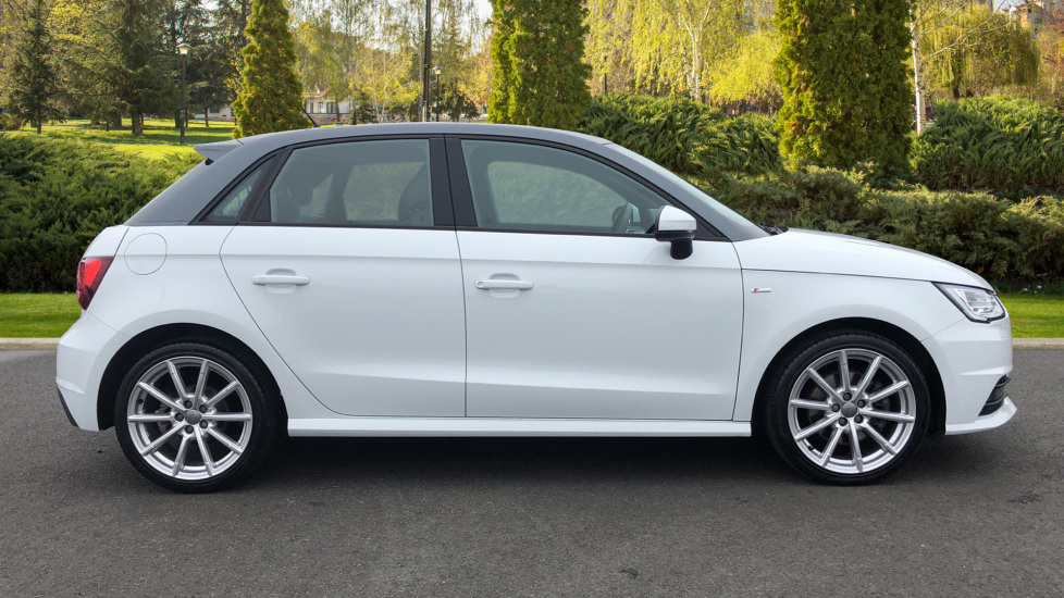 Audi A1 1 4 Tfsi 150 S Line Nav 5dr Hatchback 2018 Available From Land Rover Hatfield