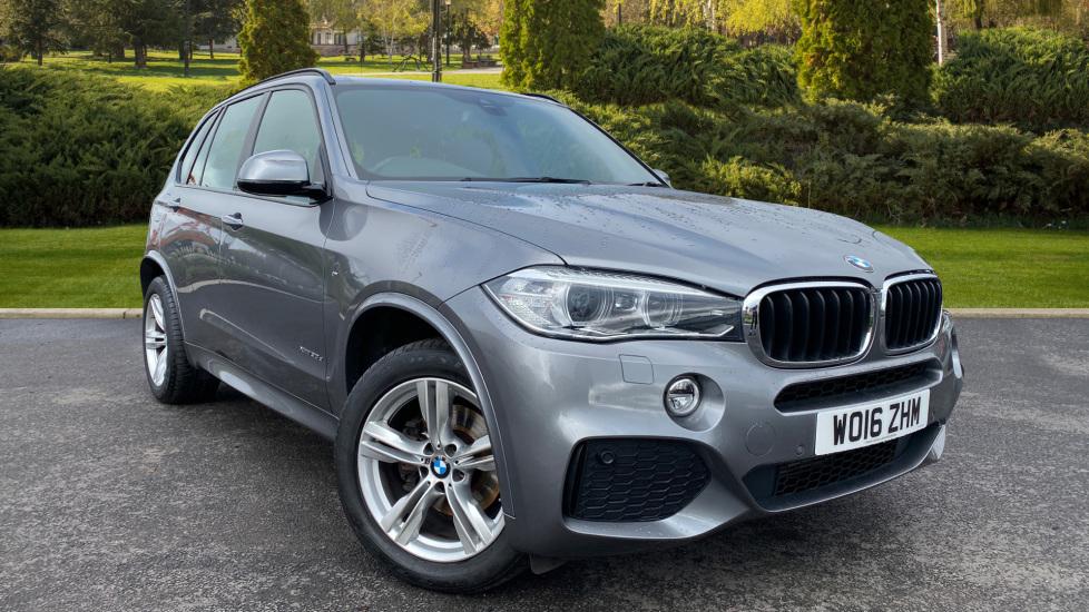 BMW X5 xDrive30d M Sport 5dr 3.0 Diesel Automatic Estate (2016) image