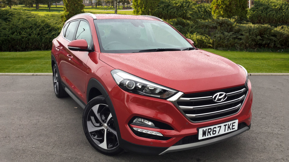 Hyundai Tucson 1.6 TGDi Sport Edition 5dr 2WD Estate (2017) available from Bolton Motor Park Abarth, Fiat and Mazda thumbnail image