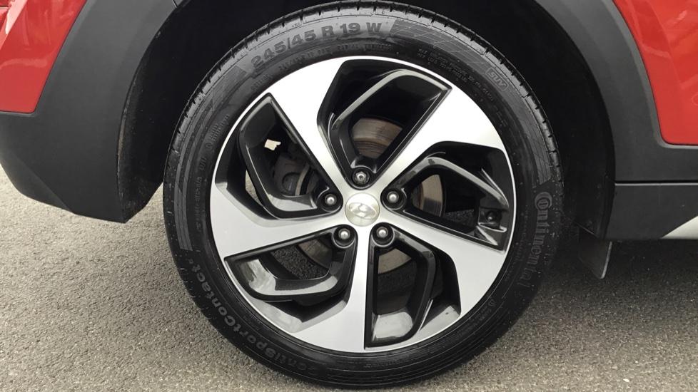 Hyundai Tucson 1.6 TGDi Sport Edition 5dr 2WD image 8