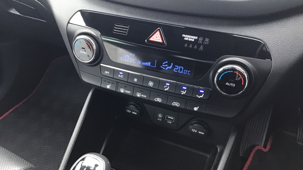 Hyundai Tucson 1.6 TGDi Sport Edition 5dr 2WD image 14