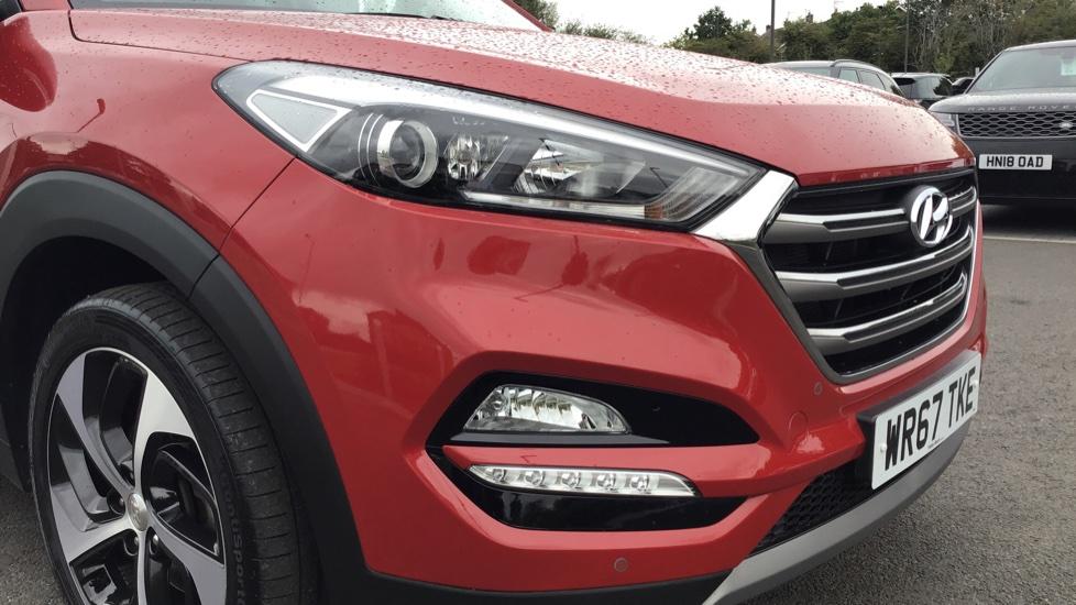 Hyundai Tucson 1.6 TGDi Sport Edition 5dr 2WD image 19