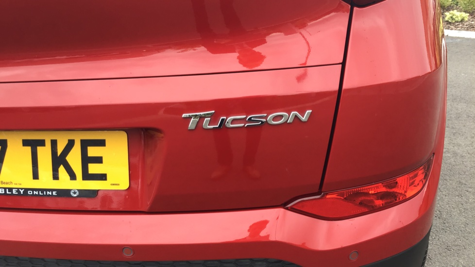 Hyundai Tucson 1.6 TGDi Sport Edition 5dr 2WD image 20