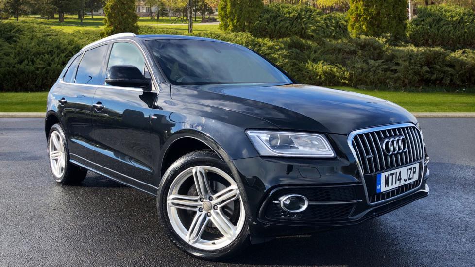 Used Audi Q5 Preston Motor Park Fiat And Volvo Cars For