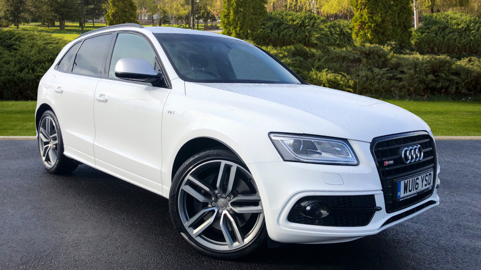 Audi Q5 SQ5 [326] Quattro 5dr Tip 3.0 Diesel Automatic 4x4 (2016) available from Jaguar Woodford thumbnail image