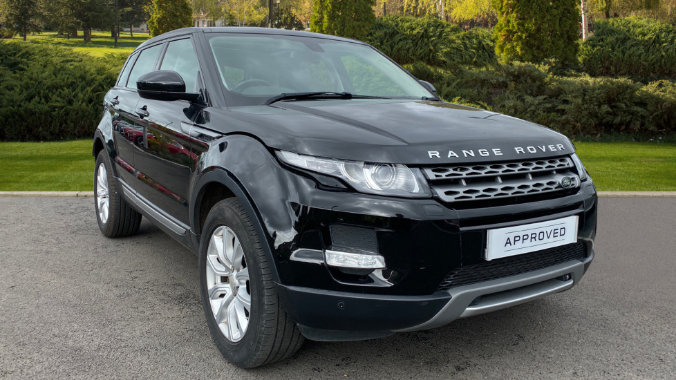 Land Rover Range Rover Evoque 2.2 SD4 Pure 5dr [9] [Tech Pack] Diesel Automatic Hatchback (2014) image