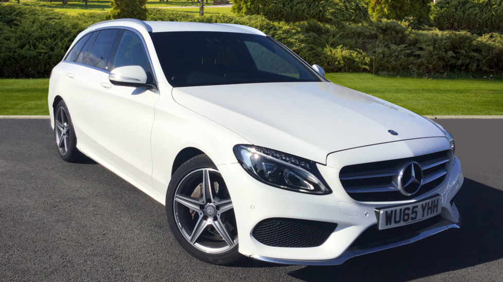 Mercedes-Benz C-Class C200 AMG Line 5dr 2.0 Automatic Estate (2015)