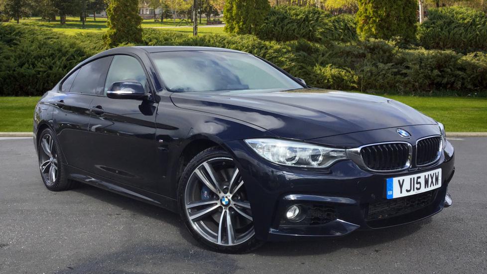 BMW 4 Series 430d M Sport 5dr 3.0 Diesel Automatic Hatchback (2015)