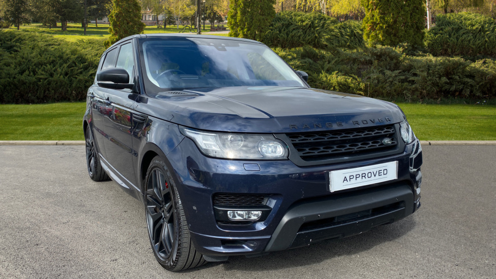 Land Rover Range Rover Sport 3.0 SDV6 [306] Autobiography Dynamic 5dr Diesel Automatic Estate (2017) at Land Rover Swindon thumbnail image