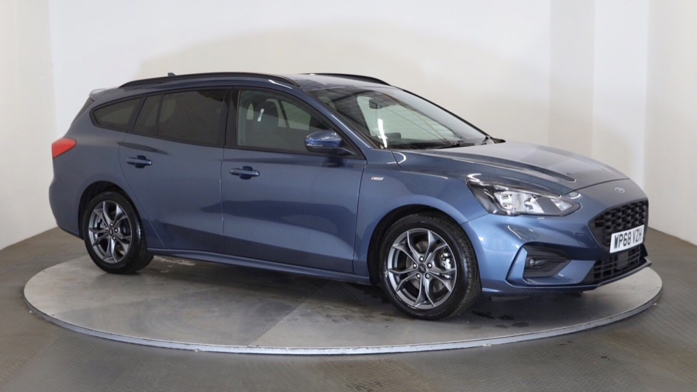 Used Ford FOCUS WP68VZH 1