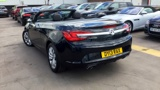 Vauxhall Cascada Se Cdti S/s Manual Diesel 2dr Convertible