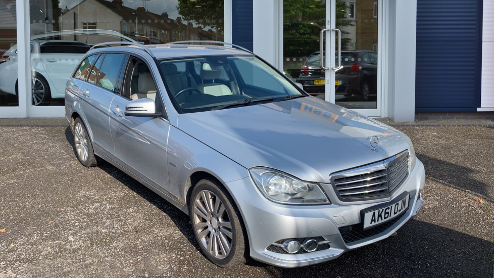 Used Mercedes-benz C Class Estate 2.1 C220 CDI BlueEFFICIENCY Edition Edition 125 G-Tronic 5dr